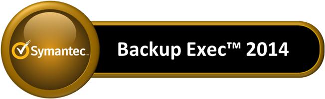 BackupExec 2014